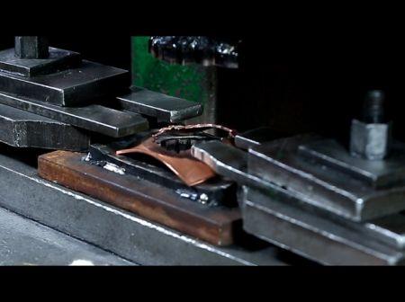 External Shape Cutting - Stamping Item External Shape Cutting