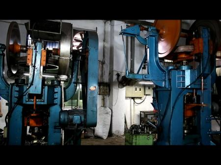Jumble Sized Stamping Machine - Jumble Sized Stamping Machine
