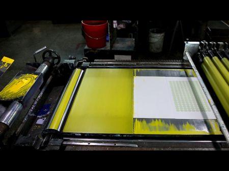 Offset Printing - Offset Printing Pin Badges
