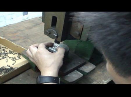 Zinc Alloy Safety Pin Rivet - Zinc Alloy Safety Pin Rivet