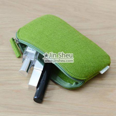 Felt Fabric Application - Felt Fabric Cosmetic Bags