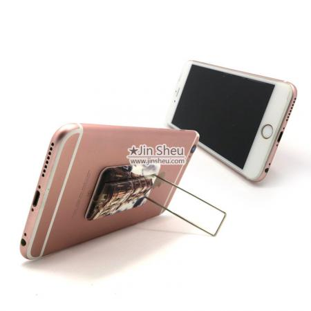Elastic Cell Phone Grip Holder Stand - Elastic Cell Phone Grip Holder Stand