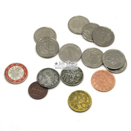 Game Coins/ Slot Machine Tokens