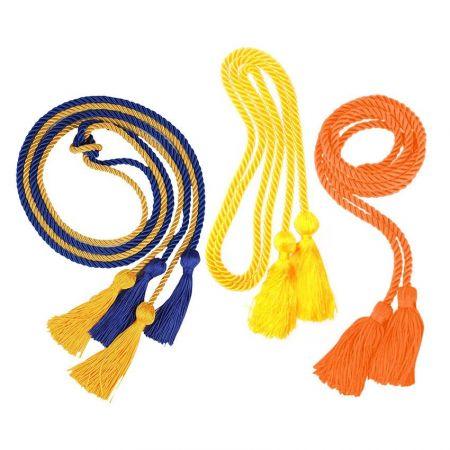Custom Graduation Tassel Honor Cords - Custom Graduation Cord