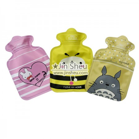 Soft PVC Hot Water Bottles - Soft PVC Hot Water Bottles