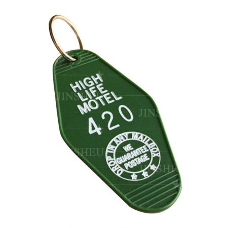 wholesale promotional hotel key tag
