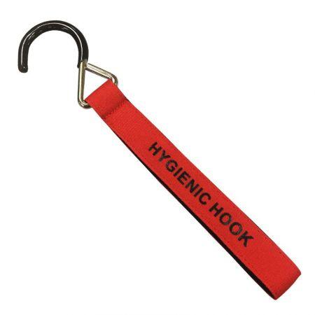 promotional coronavirus hygienic hook