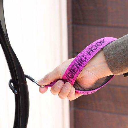 avoid public surface hygienic hook strap