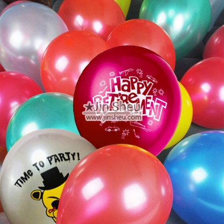 Party Latex balloon - custom printing latex balloons