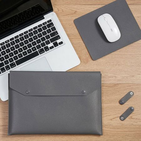personalized leather file bags