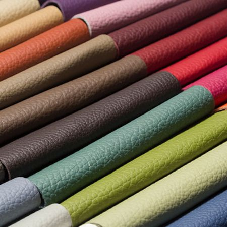 Leather Color Swatches - Leather Color Swatches