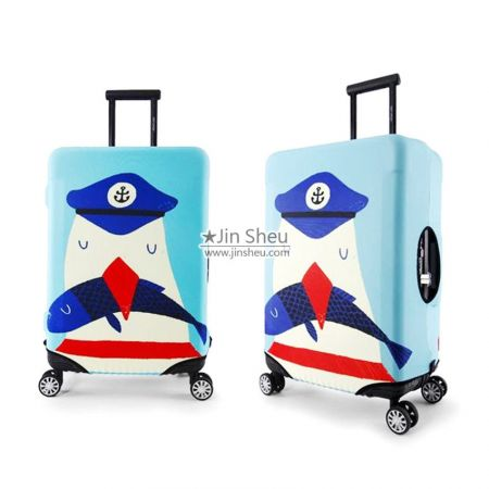 wholesale strechy luggage covers