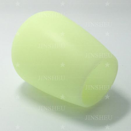 Luminous Silicone Wine Glass - Luminous Silicone Wine Glass