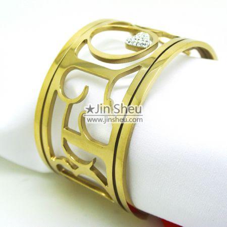 Beloved Wedding Napkin Ring - Beloved Wedding Napkin Ring