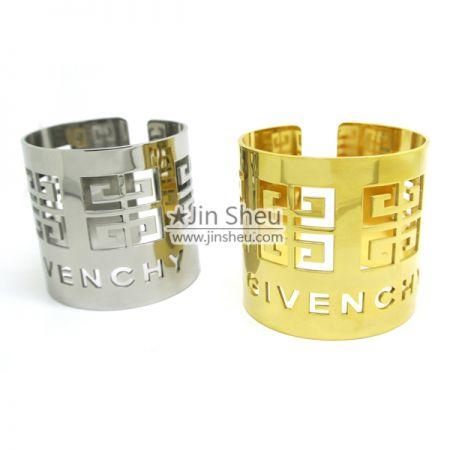 Custom Decorative Serviette Rings - Metal Decorative Serviette Rings