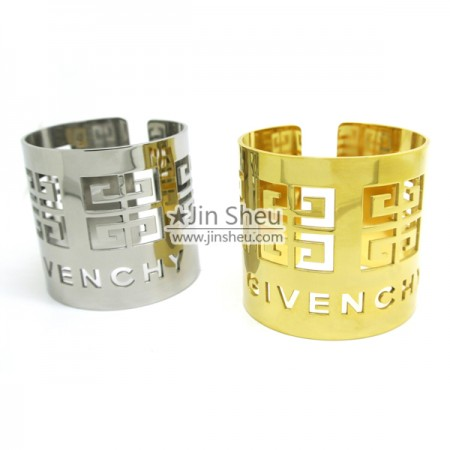 Custom Decorative Serviette Rings - Metal Decorative Serviette Rings