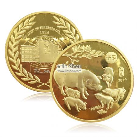 Mirror Effect Mint Proof Coins - Mirror Effect Mint Proof Coins