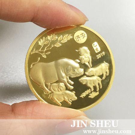 Custom Bullion Proof-like Coins