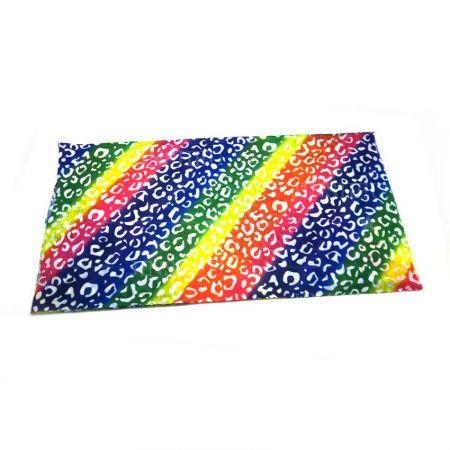 multi-functional polyester bandanas