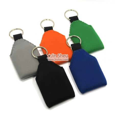 Custom Neoprene Float Key Holders - Custom Neoprene Float Key Holders