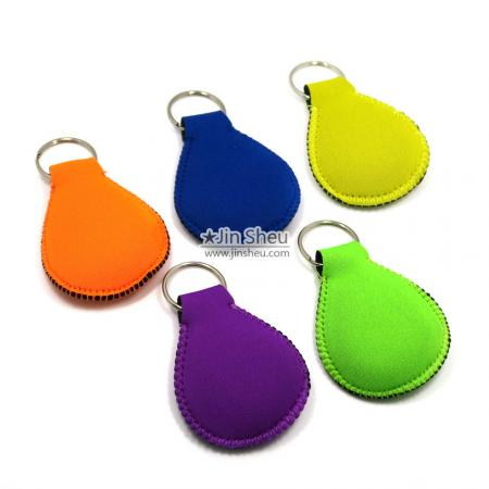 Promotional Floating Neoprene Keychain - Promotional Floating Neoprene Keychain