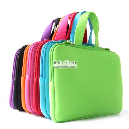 Protective Neoprene Laptop Case - custom neoprene laptop holders