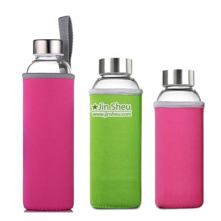 Neoprene Water Bottle Sleeves - Neoprene Water Bottle Sleeves