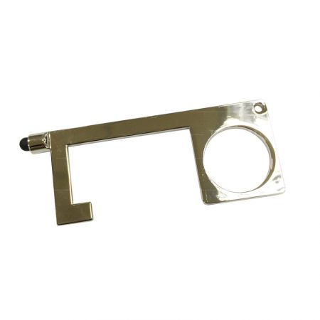 bulk non contact door opener keychain