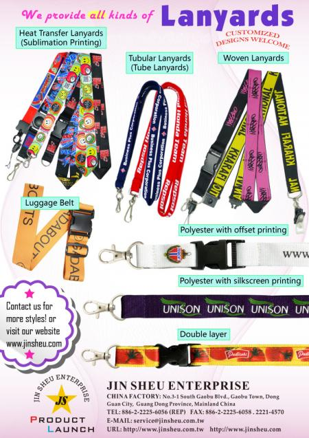 Personalized Promotional Lanyards - Personalized Promotional Lanyards