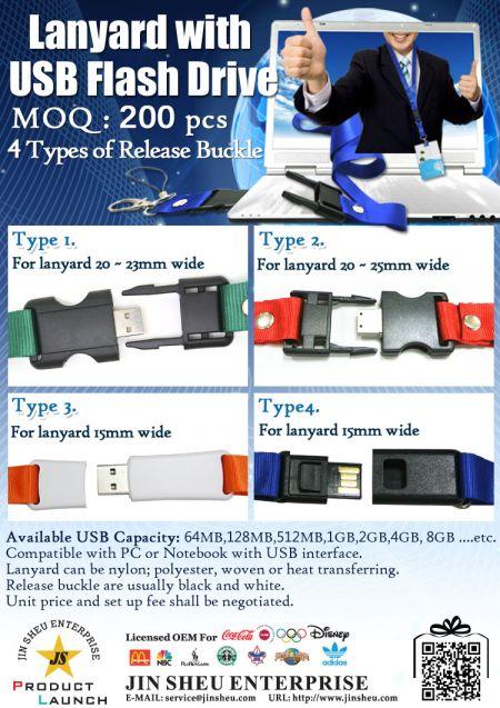USB Lanyard - USB Lanyard