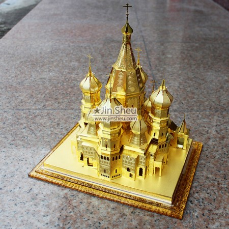 Saint Basil's Cathedral 3D Model - Saint Basil's Cathedral 3D Model