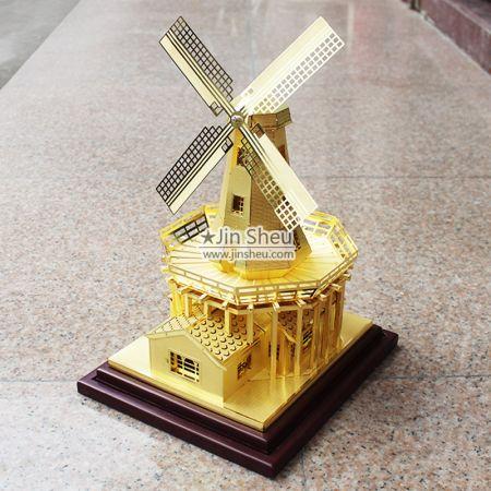 Dutch Windmill Table Decoration - Dutch Windmill Table Decoration