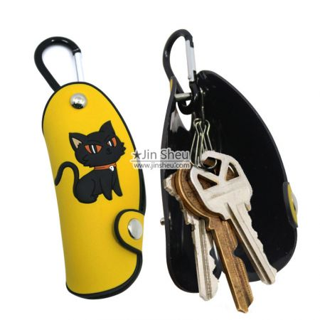 PVC Key Covers/ Car Key Cases - Custom PVC Key Covers
