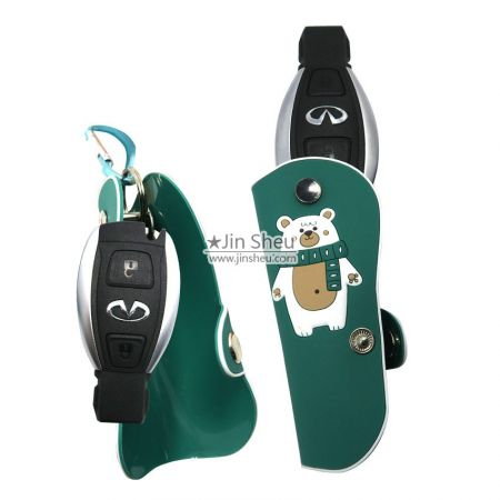 custom car key remote rubber holder