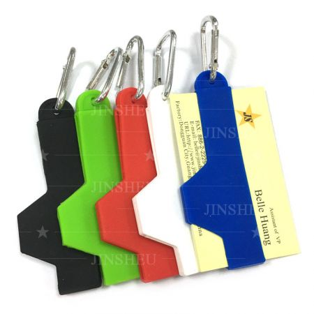 silicone credit card holder bands
