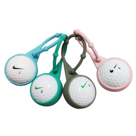 bulk silicone golf ball holder accessory