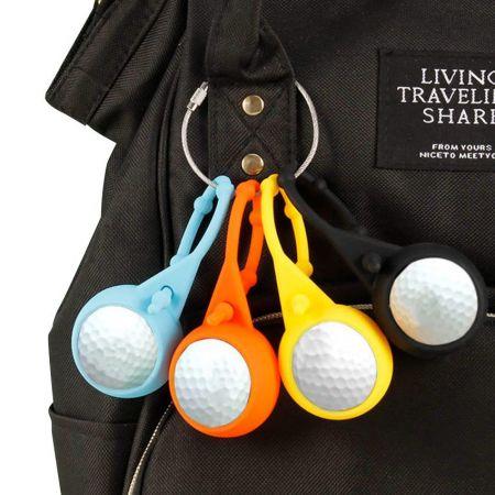 custom made blank silicone golf ball covers