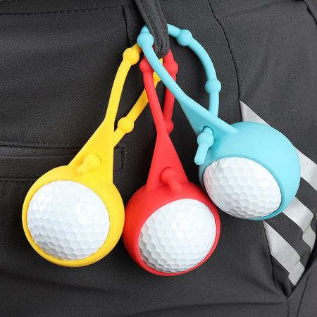promotional golfer gift ball cover case