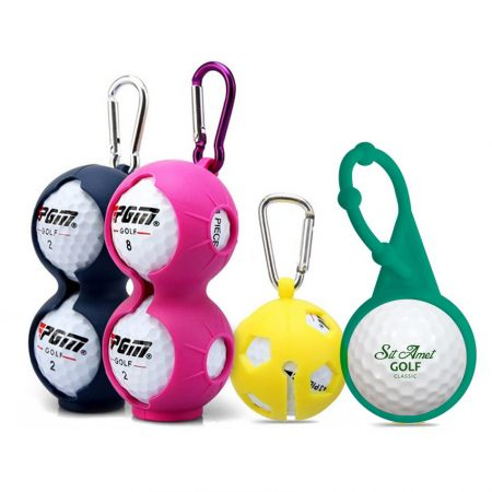 Protective Silicone Golf Ball Covers - Protective Silicone Golf Ball Covers