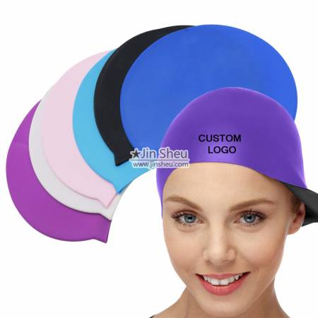 Silicone Swimming Caps - Silicone Swimming Caps