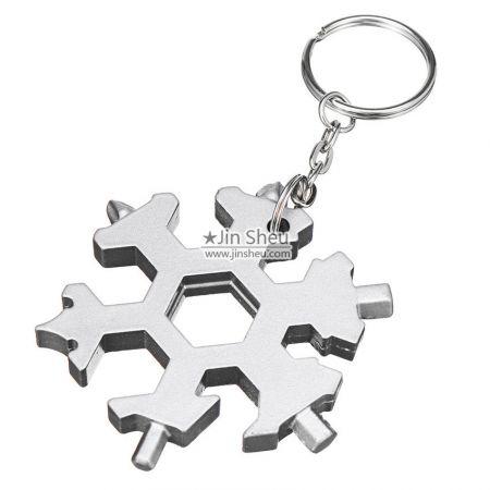 19 in 1 Snowflake Multi-Tool - 19 in 1 Snowflake Multi-Tool