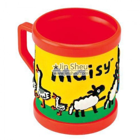 Soft PVC Mugs - Custom Made 3D Rubber Mugs