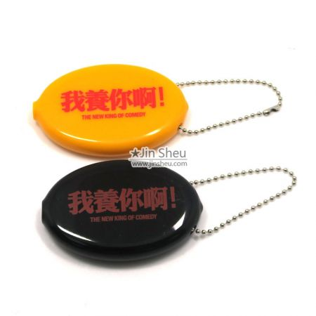cheap rubber squeeze coin wallet