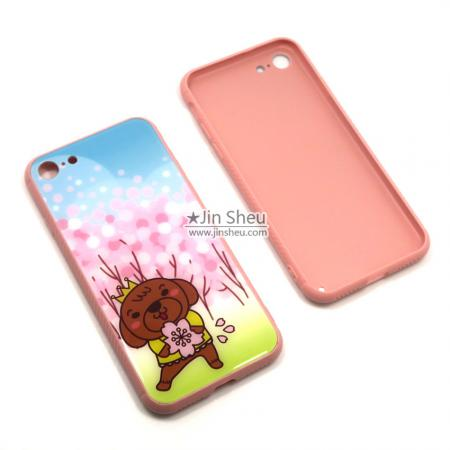 mobile accessory glass phone cases