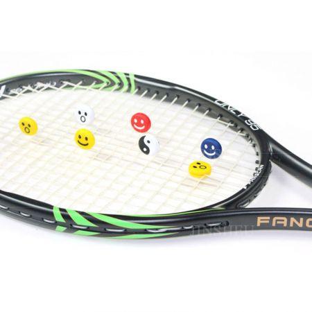 Custom Tennis Vibration Dampeners - Custom Tennis Vibration Dampeners
