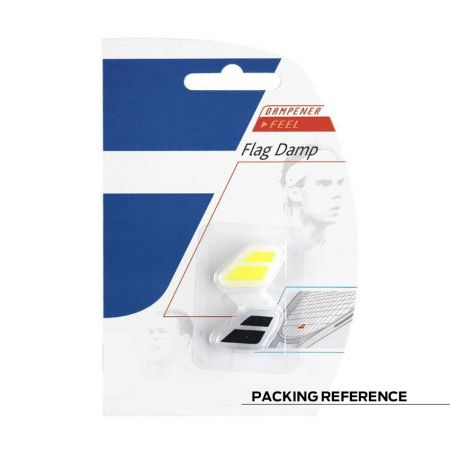 bulk custom tennis accessory vibration dampeners