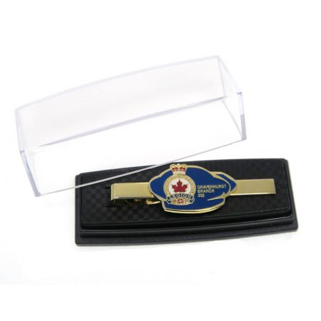 Custom Soft Enamel Tie Clip - Custom Soft Enamel Tie Clip