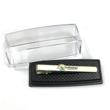 Custom Tie Bars with Your Business Logo - Custom Tie Bars with Your Business Logo