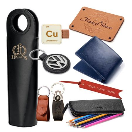 Leather Souvenirs - Custom Leather Products