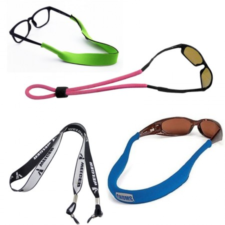 Eyewear Retainers/ Eyeglasses Cords - custom glasses straps